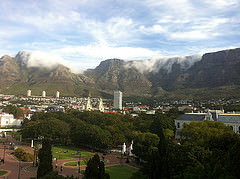 Table Mountain, Cape, Town, South Africa