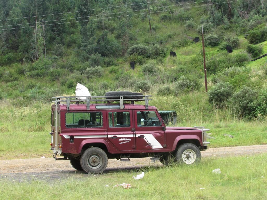 4x4 Drakensberg Adventures