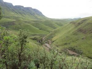 Khomazana River Valley