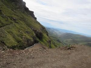 The Sani Pass