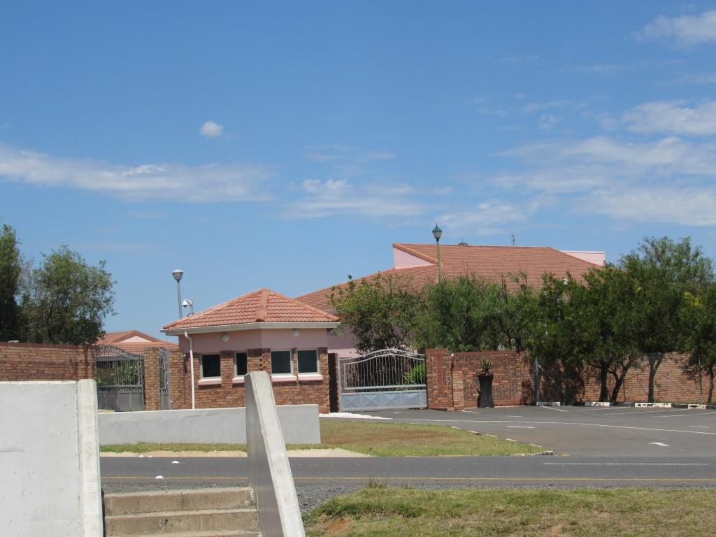 Mandela's house