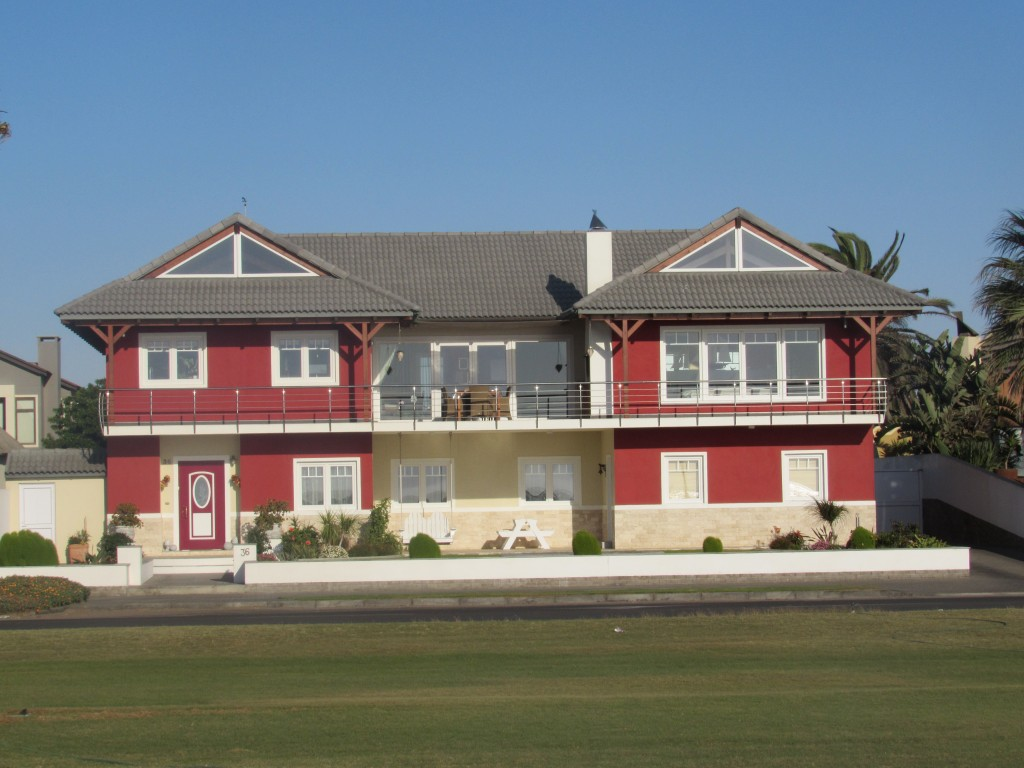 Waterfront mansion, Walvis Bay