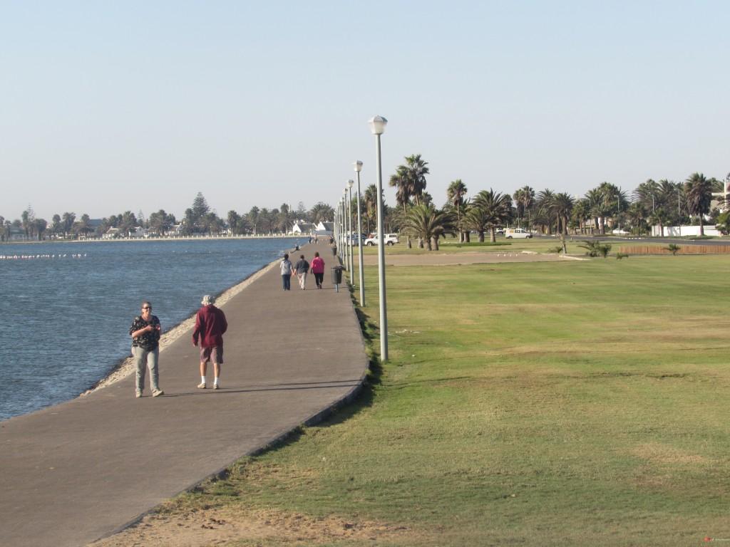 Walvis Bay Promenade