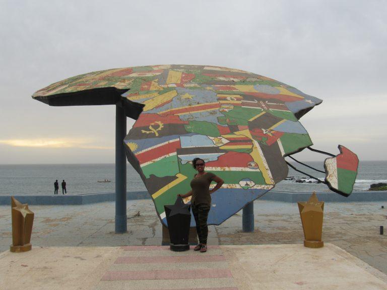 Dakar corniche