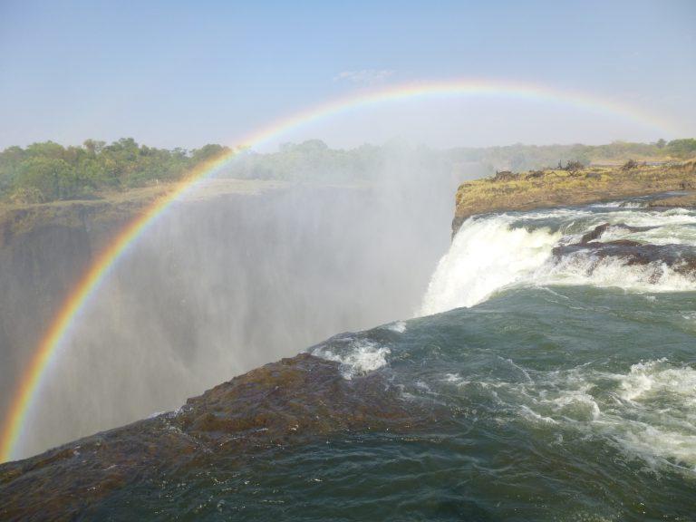 Mosi-Oa-Tunya/Victoria Falls
